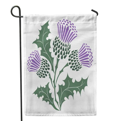 Scotland Themed Garden Flags