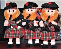 Scottish Piper animitron