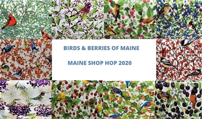 Birds & Berries of Maine Collection
