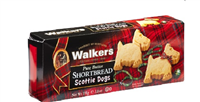 Scottie Dog Shaped Shortbread