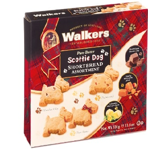 Walker's Shortbread Scotties Assortment