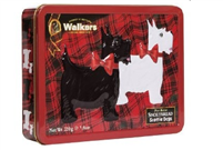 Walker's Shortbread Scotties tin
