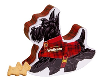 Walker's Shortbread Rocking Scottie tin