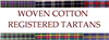 Woven Cotton Tartans