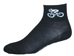 Bicycle Socks - Black