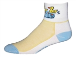 Duck Socks - White