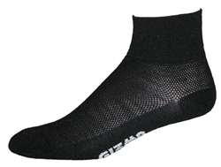 Plain Gizmo Socks - Black