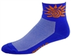 Solar Energy Socks - blue