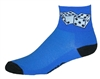 Dice Socks - blue