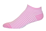 Stripes Socks - pink