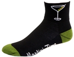 Martini Time Socks