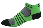 G-Tech 1.0 Socks - neon green