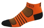 G-Tech 1.0 Socks - neon orange