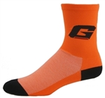 "Gaerne Socks 5"" - fluo orange"