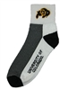 Colorado Buffaloes Socks