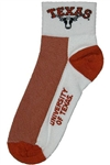 Texas Longhorns Socks