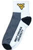 West Virginia Mountaineers Socks