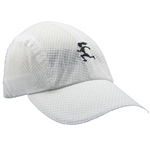 Gizmo Girl Running Hat - White