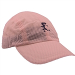Gizmo Girl Running Hat - Pink
