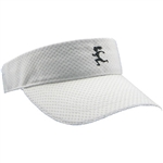 Gizmo Girl - Running Visor - White