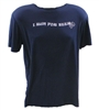 I Run For Beer - Run Tech Shirt - s/s - navy
