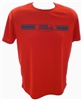 26.2 - Run Tech Shirt - s/s - red