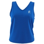 V-Tech Women's Running Tank Top - Royal Blue