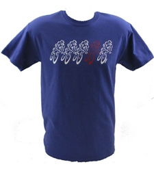 Gizmo Roadie T-Shirt - Blue