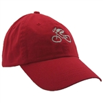 G-Man Bicycle Hat - Red