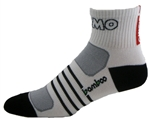Bamboo G-Tech 2.5 Socks - white