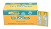 Neosporin First Aid Antibiotic Ointment, Individual Packets, 144/BX