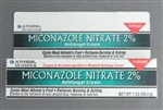 Miconazole Nitrate 2% Antifungal Cream, 1 oz. Tube