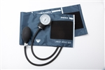 McKesson Aneroid Sphygmomanometer, Pocket Style, Hand Held, 2-Tube, Adult Arm