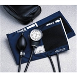 McKesson Aneroid Sphygmomanometer Pocket Style Hand Held 2-Tube Large, Adult Arm