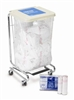Water Soluble Linen Bag Medi-Pak™ MELT-A-WAY® Water Soluble 20 to 25 Gallon 26 X 33 Inch
