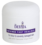 TriDerma MD Intense Fast Healing Moisturizer Cream, 4 oz. Jar, Unscented