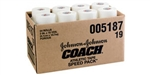 "Consumer Coach Porous Athletic Tape, 2"" x 15 Yds., 24/CS"