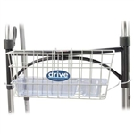 Drive Walker Basket with Plastic Tray Insert