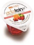 Prosource Gel Supplement Gelatein® 20 Fruit Punch Flavor, 4 oz. Cup Ready to Use, 36EA/CS
