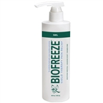 Biofreeze Cold Therapy Pain Relief Gel Pump, 16 oz.