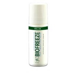 Biofreeze Cold Therapy Pain Relief Gel, Roll-On, 3 oz.