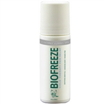 Biofreeze Cold Therapy Pain Relief Roll-On Gel, Colorless, 3 oz.