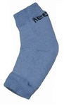 Heel/Elbow Protector Sleeve, Medium, Blue, 1 Pair