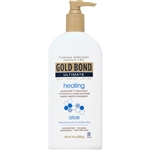 Gold Bond Moisturizer Lotion, 14 oz. Pump Bottle, Scented