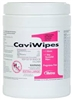 "Surface Disinfectant CaviWipesâ""¢ Premoistened Wipe 160 Count Manual Pull Canister Alcohol Scent, 12 per Case"