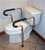 Toilet Safety Frame Bar