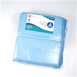 Dynarex, Disposable Underpads, 17x24, (22 gram), 300/CS