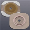 "New Image Flextend Colostomy Barrier, Cut-to-Fit, Standard Wear Tape, 2-1/4"" Flange, Red Code, Hydrocolloid, Cut-to-fit, Up to 1-3/4"" Stoma, 5/BX"
