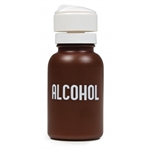 "Grafco Alcohol Dispenser with ""Alcohol"" Imprinted, 8 oz."