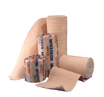 "Elastic Bandage McKesson 4"" X 5 Yard, Hook and Loop Closure, Non Sterile, 10/BX"